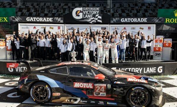 Victorie pentru BMW M8 GTE la Daytona 24H pentru al doilea an consecutiv