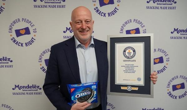 Dirk Van de Put, Chairman și CEO, Mondelēz International