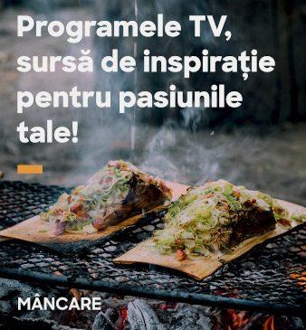 Un studiu Discovery arată că televiziunea este sursa principală prin care ne alimentăm pasiunile