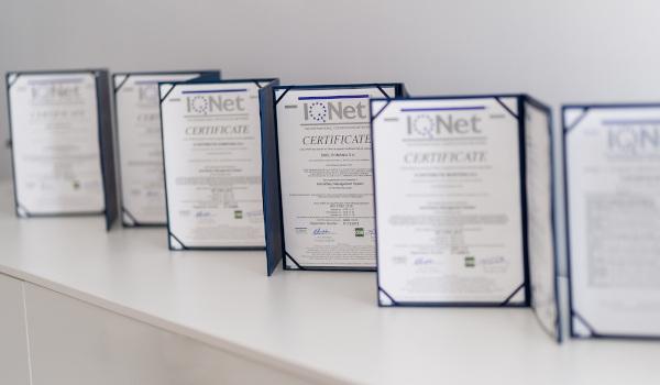 Enel certificate ISO 37001