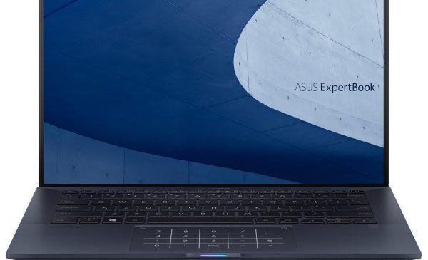 ASUS prezintă la CES 2020 laptopul ExpertBook B9 (B9450) pentru profesioniștii în afaceri