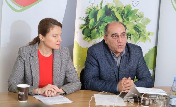 MOL România și Fundația pentru Parteneriat majorează suma disponibilă pentru finanțări în cadrul ediției a 15-a a programului Spații Verzi la aproape 800.000 de lei