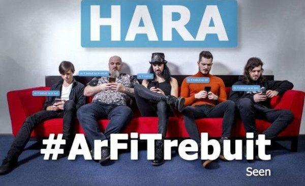 Hara lanseaza o piesa noua la Hard Rock Cafe pe 15 Ianuarie
