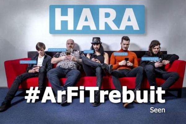 Hara, Hard Rock Cafe, 15 Ianuarie