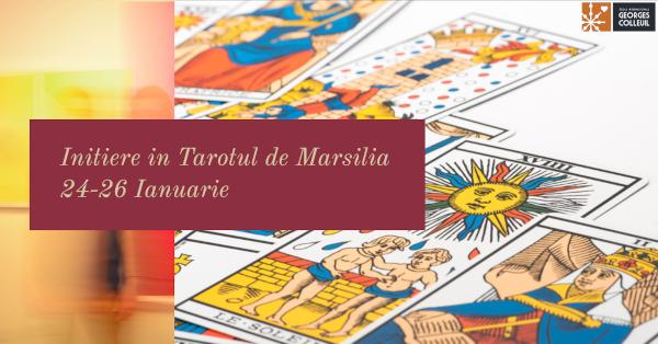Inițiere în simbolistica Tarotului de Marsilia