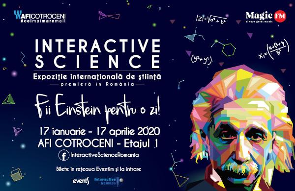 Interactive Science Bucuresti