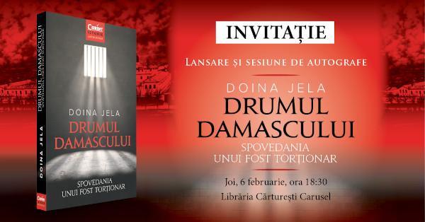 Invitatie Drumul Damascului