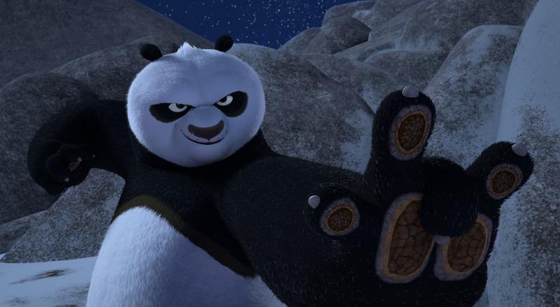 Kung Fu Panda - Ghearele destinului