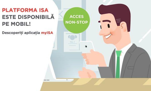 MOL România lansează MOL myISA-RO – o aplicație mobilă destinată clienților B2B