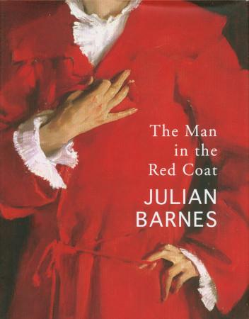 Man in the red coar