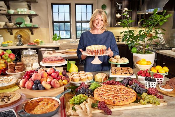 Martha Stewart – Lumea prajiturilor. S 11