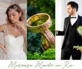 Primul târg de nunți made in Ro are loc pe 8-9 februarie, la Hotel Sheraton