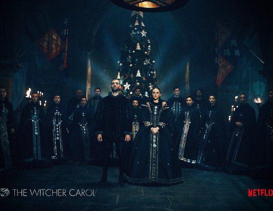 Netflix și The Witcher câștigă Lucrarea Lunii în Top 3 ADC – Decembrie