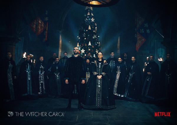 Netflix - The Witcher