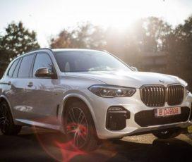 Al treilea an consecutiv de livrări-record pentru BMW Group în România