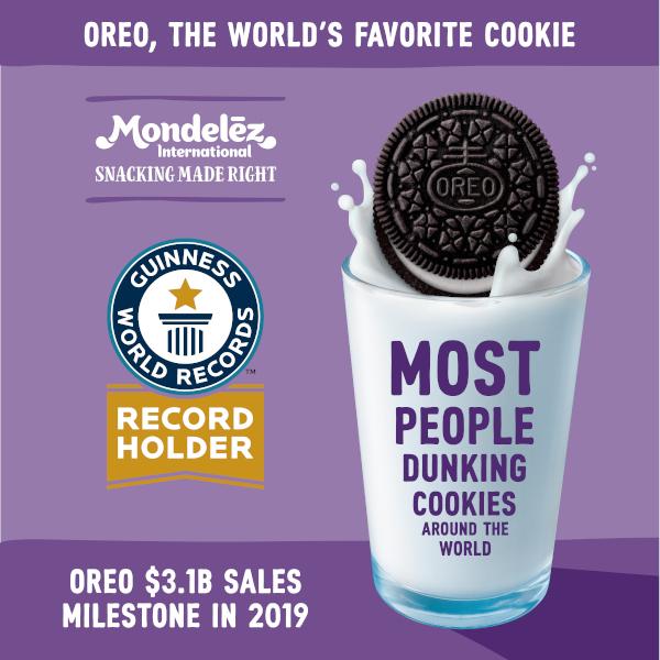 Oreo - Guinness World Record