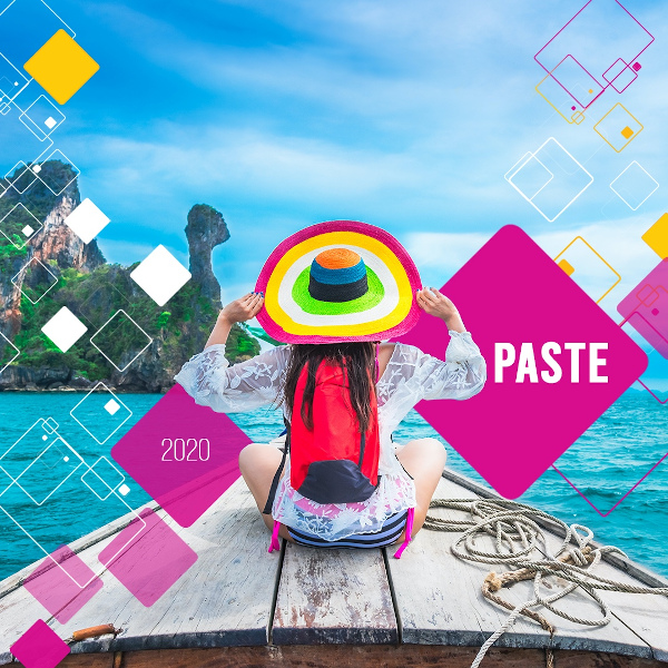 PASTE Hello Holidays