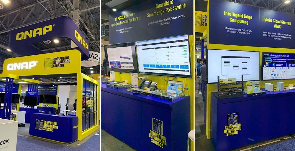 QNAP, solutii inteligente pentru birouri si magazine