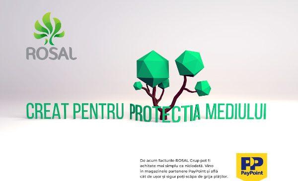 Noul parteneriat dintre PayPoint și Rosal Grup facilitează plata facturilor pentru salubritate