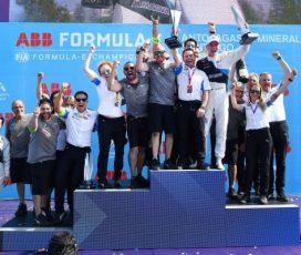 Maximilian Günther obţine prima sa victorie în Formula E în Santiago E-Prix