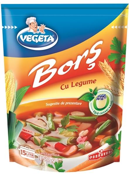 Vegeta Bors cu legume