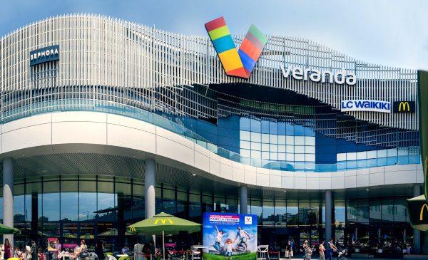 Veranda Mall, partener la Gala Premiilor Restocracy