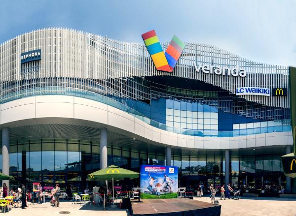 Veranda Mall exterior
