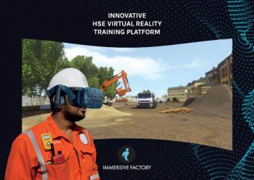 Immersive Factory, companie susținută de acceleratorul de business Vive X, atrage o finanțare de 1 milion de Euro