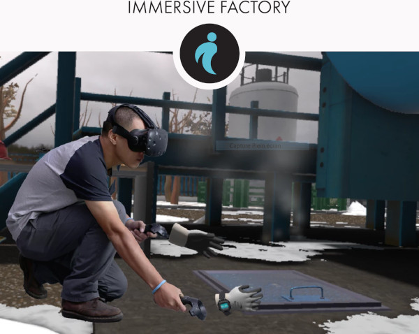 Vive X Company, Immersive Factory 3