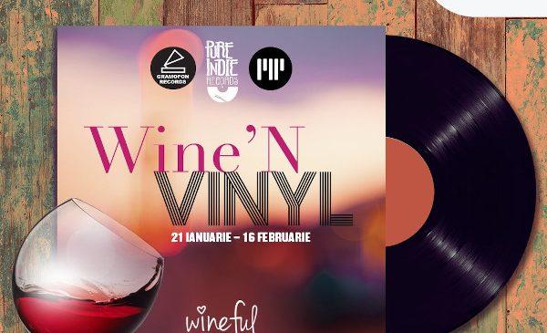 București Mall-Vitan lansează Wine'N'Vinyl, un nou concept dedicat iubitorilor de vin și muzică bună