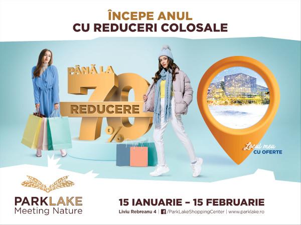 Winter Sales, ParkLake KV