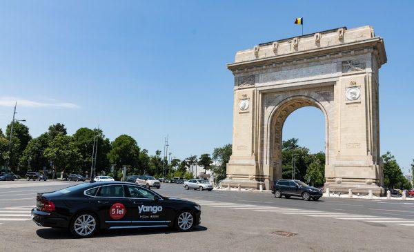 Yango a primit un aviz tehnic valabil doi ani pentru funcționarea ca platformă digitală în România