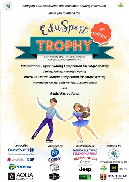 afis EduSport Trophy 2020