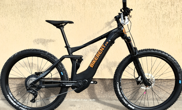 Biciclete mountainbike asistate electric – de inchiriat in Bucuresti