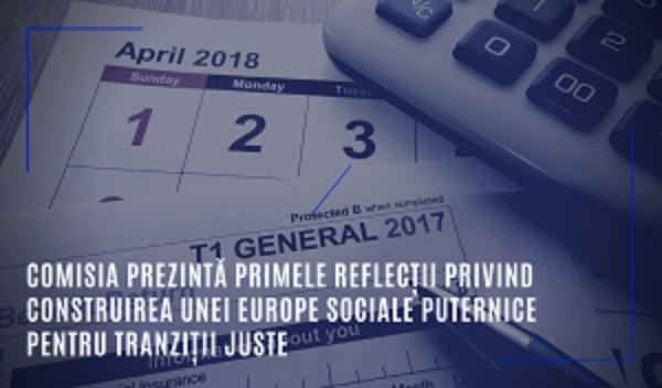 construirea unei Europe sociale