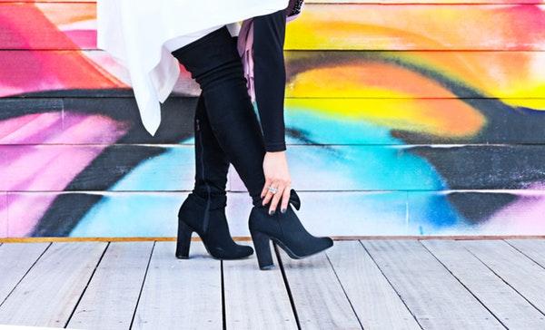 Cum îți alegi cizmele în funcție de înălțimea ta