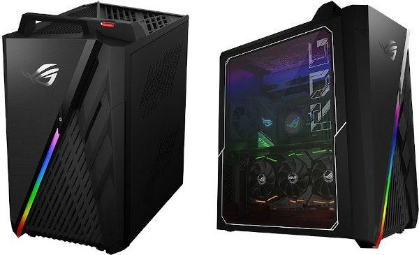 ROG anunță desktopurile de gaming Strix GA35 și GT35 pregătite pentru Esports