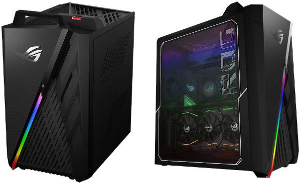 desktopurile de gaming Strix GA35 si GT35 pregatite pentru Esports