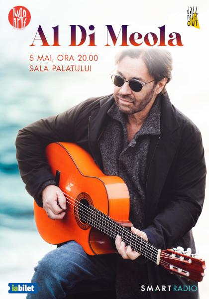 poster Al Di Meola