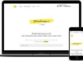 Cu doar 3.5% folosind redirectioneaza.ro poți face peste 1.200 de ONGuri sustenabile în următorii doi ani
