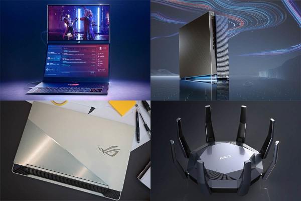 ASUS obtine 13 victorii la iF Design Award 2020