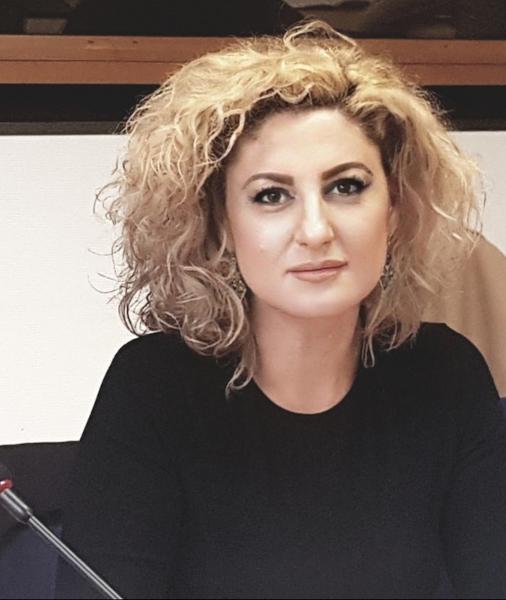 Alina Crețu, Director Executiv APPR