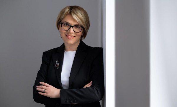 Vodafone România o numește Director de Resurse Umane pe Anca Marcu, începând cu 23 martie 2020