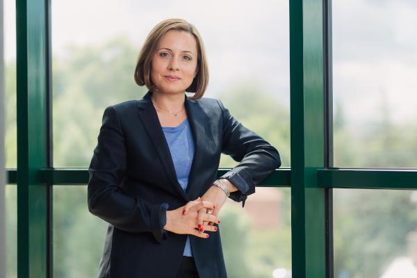 Andreea Bălaj, General Manager Transilvania Trek