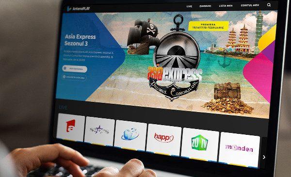 AntenaPlay difuzează gratuit premierele de la Antena 1 toată luna februarie