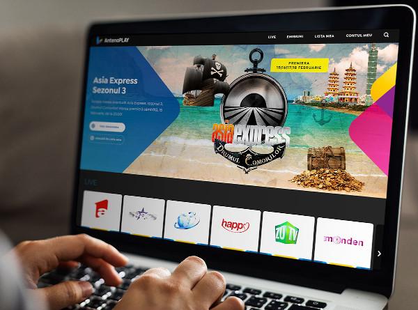 AntenaPlay difuzeaza gratuit premierele de la Antena 1 in februarie