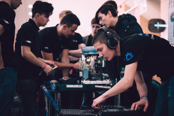BRD FIRST Tech Challenge Romania Cluj-Napoca