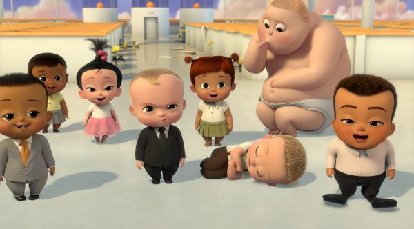 Un serial întreg cu aventurile celebrului bebeluș spion The Boss Baby, din 2 martie la Minimax
