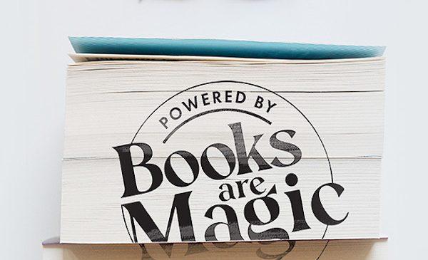 Books are magic – campanie powered by Nemira