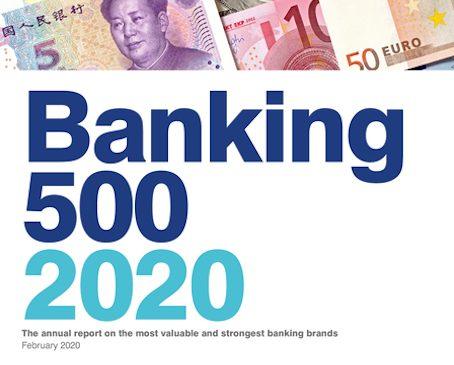 Banca Transilvania în creștere accelerată a valorii de brand. Valoarea globală a brandurilor bancare se contractă pentru prima oară în ultimul deceniu